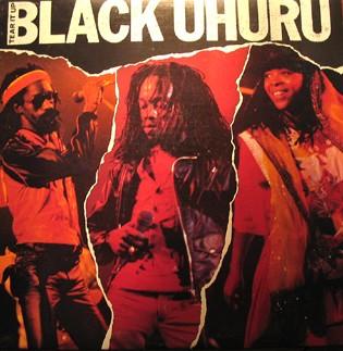 Black Uhuru : Tear It Up - Live   LP / 33T     Collectors