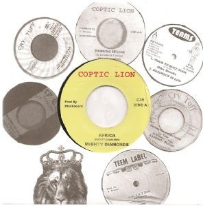 Mighty Diamonds : Africa | Single / 7inch / 45T  |  Oldies / Classics
