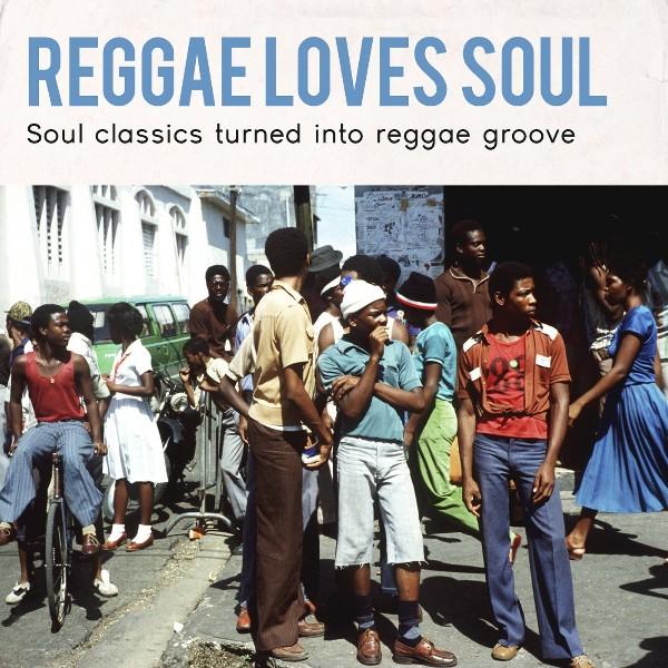 Various : Reggae Loves Soul | LP / 33T  |  Dancehall / Nu-roots