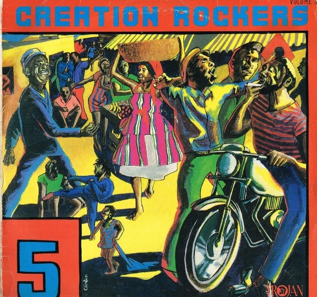 Various : Creation Rockers Vol 5   LP / 33T     Oldies / Classics