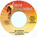 Jah Mason : My People | Single / 7inch / 45T  |  Dancehall / Nu-roots