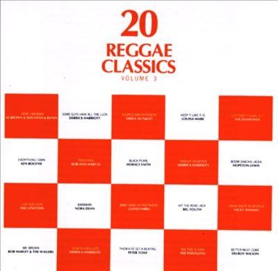 Various : 20 Reggae Classics Volume 3   LP / 33T     Oldies / Classics
