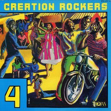 Various : Creation Rockers Vol 4   LP / 33T     Oldies / Classics