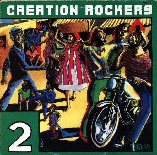 Various : Creation Rockers Vol 2   LP / 33T     Oldies / Classics