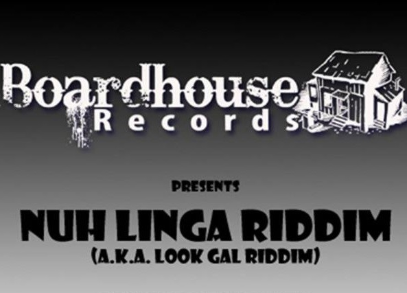 Elephant Man : Nuh Linga | Single / 7inch / 45T  |  Dancehall / Nu-roots