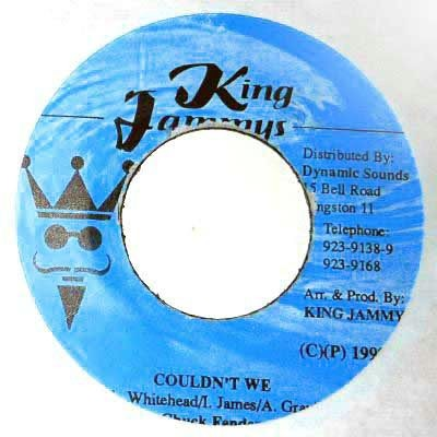 Chuck Fender : Couldn`t We | Single / 7inch / 45T  |  Oldies / Classics