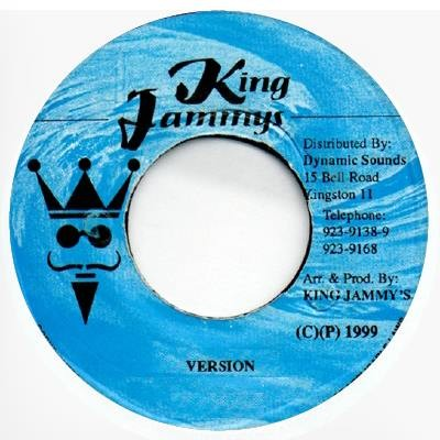 Ricky General : Never Touch | Single / 7inch / 45T  |  Oldies / Classics