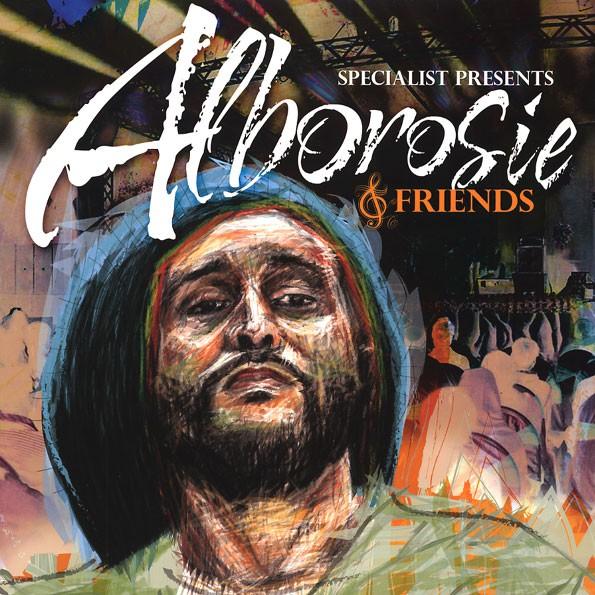 Alborosie : And Friends | LP / 33T  |  Dancehall / Nu-roots
