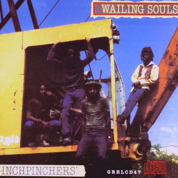 Wailing Souls : Inchpinchers   LP / 33T     Oldies / Classics