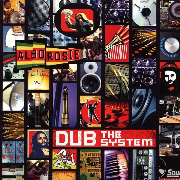 Alborosie : Dub The System | LP / 33T  |  Dancehall / Nu-roots