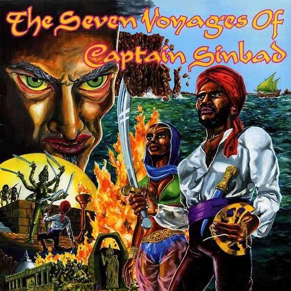 Captain Sinbad : Seven Voyages Of Captain Sinbad | LP / 33T  |  Oldies / Classics
