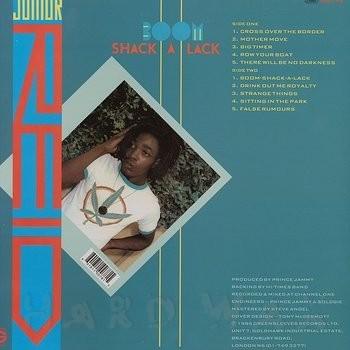 Junior Reid : Boom Shack A Lack | LP / 33T  |  Oldies / Classics