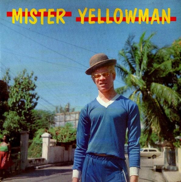 Yellowman : Mister Yellowman   LP / 33T     Oldies / Classics