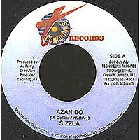 Sizzla : Azanido | Single / 7inch / 45T  |  Oldies / Classics