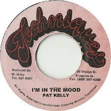 Pat Kelly : I'm In The Mood   Single / 7inch / 45T     Oldies / Classics