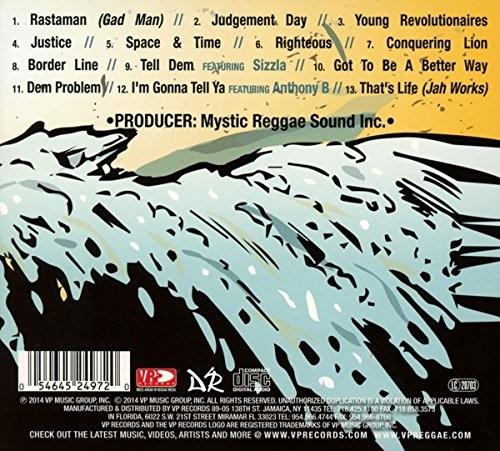 Mystic Revealers : Crucial Cuts | LP / 33T  |  Dancehall / Nu-roots