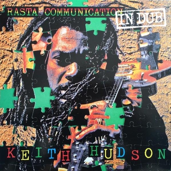 Keith Hudson : Rasta Communication In Dub | LP / 33T  |  Oldies / Classics