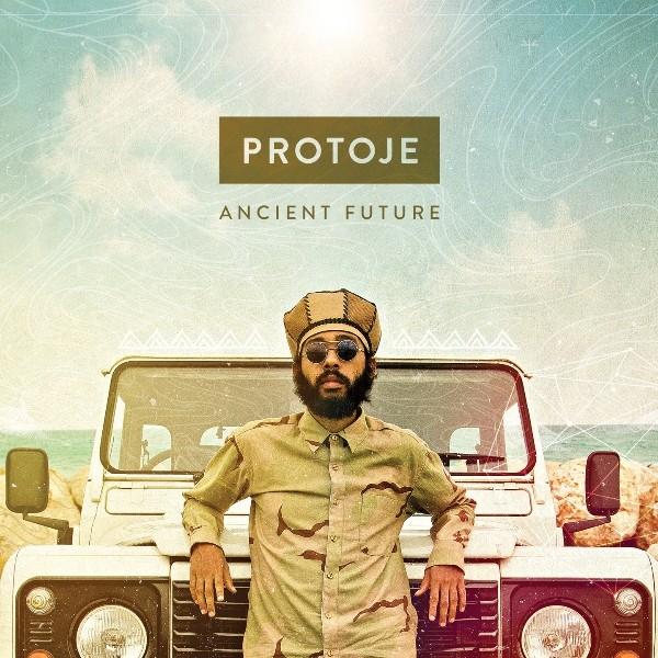 Protoje : Ancient Future | LP / 33T  |  Dancehall / Nu-roots