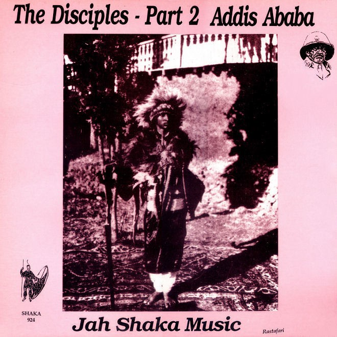 The Disciples : Part 2 Addis Ababa | LP / 33T  |  UK