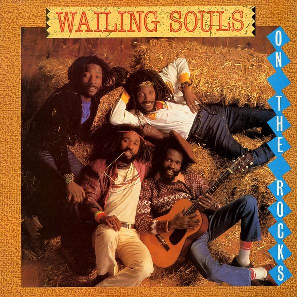 Wailing Souls : On The Rocks   LP / 33T     Oldies / Classics