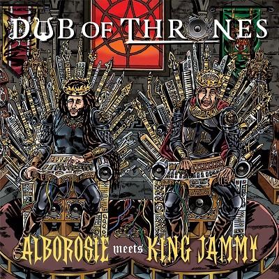 Alborosie Meets King Jammys : Dub Of Thrones | LP / 33T  |  Dancehall / Nu-roots