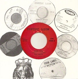 Thriller King : Get Up Stand Up   Single / 7inch / 45T     Dancehall / Nu-roots