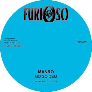 Manro : Go So Dem   Single / 7inch / 45T     FR
