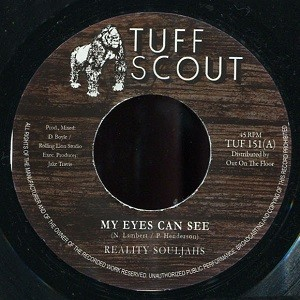 Reality Souljahs : My Eyes Can't See   Single / 7inch / 45T     UK