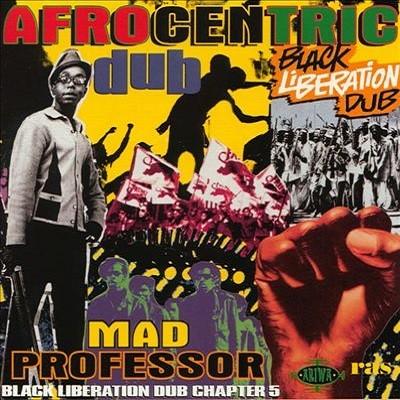 Mad Professor : Afrocentric Dub - Black Liberation Dub Chapter 5 | LP / 33T  |  UK