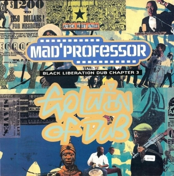 Mad Professor : Black Liberation Dub, Chapter 3 | LP / 33T  |  UK