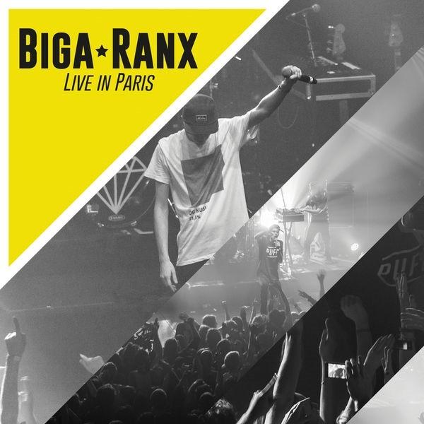 Biga Ranx : Live In Paris   CD     Dancehall / Nu-roots