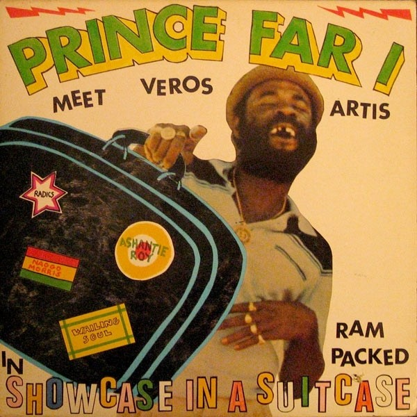 Prince Far I : Showcase In A Suitcase | LP / 33T  |  Oldies / Classics