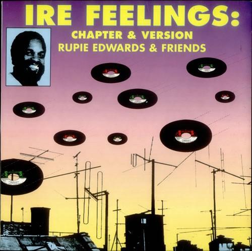 Rupie Edwards : Irie Feeling - Chapter & Version Uk Vinyl Lp Album | LP / 33T  |  Oldies / Classics