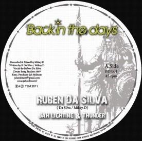 Rueben Da Silva : Jah Lightning & Thunder | Maxi / 10inch / 12inch  |  UK