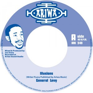 General Levy : Illusion | Single / 7inch / 45T  |  Dancehall / Nu-roots