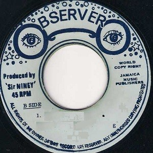 Dennis Brown : Shame | Single / 7inch / 45T  |  Oldies / Classics