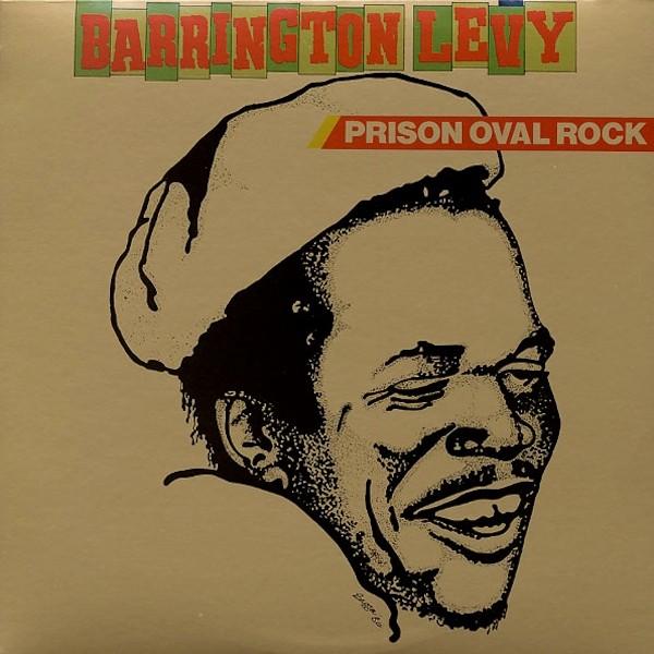Barrington Levy : Prison Oval Rock | LP / 33T  |  Oldies / Classics
