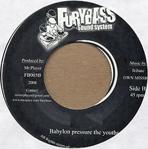 Nature : Sure   Single / 7inch / 45T     Dancehall / Nu-roots