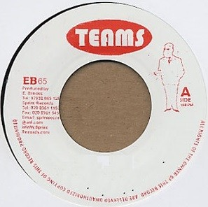Mike Brooks : Jah Is The Key | Single / 7inch / 45T  |  UK