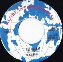 Devon Russell : Rat And Bat | Single / 7inch / 45T  |  Oldies / Classics