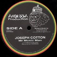 Joseph Cotton : Mr Music Man | Maxi / 10inch / 12inch  |  UK