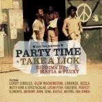 Various Artists : Party Time / Get A Lick   CD     One Riddim