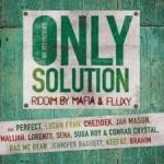 Various Artists : Only Solution   CD     One Riddim