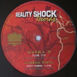 Macka B : Rise Up | Maxi / 10inch / 12inch  |  UK