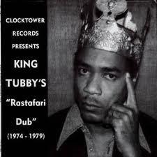 King Tubby : Rastafari Dub 1974 - 1979 | LP / 33T  |  Dub