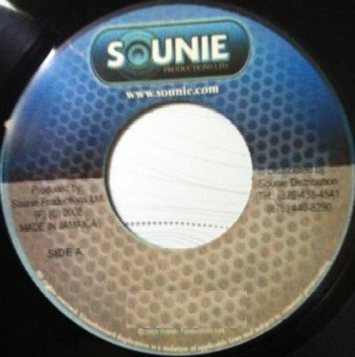 Thriller U : The Things You Do   Single / 7inch / 45T     Dancehall / Nu-roots