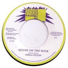 Sheila Hylton : House On The Rock | Single / 7inch / 45T  |  Oldies / Classics