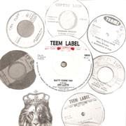 Jah Lloyd : Natty Come Yah | Single / 7inch / 45T  |  Oldies / Classics