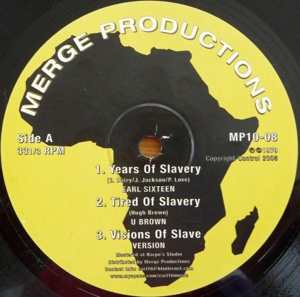 Earl Sixteen : Freedom   Maxi / 10inch / 12inch     UK
