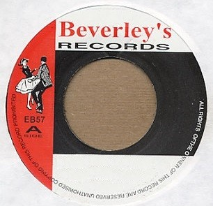 The Blackstones : Out A Road | Single / 7inch / 45T  |  Oldies / Classics